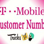 tmobile customer number